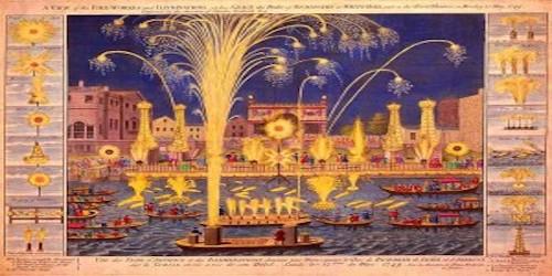 Feuerwerksfamilie lebt die Tradition des Barockfeuerwerks