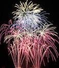 Geburtstagsfeuerwerk für Geburtstage oder das Feuerwerk für dein Geburstag